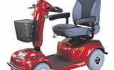 Hire A Deluxe Mobility Scooter in Torremolinos, Costa del Sol - Mobility Scooter Rental